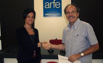 ARFE signa per a les «Empreses amb cor» de Cáritas