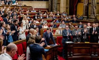 Vés a: El dard de Puigdemont al «centrista» Santi Vila