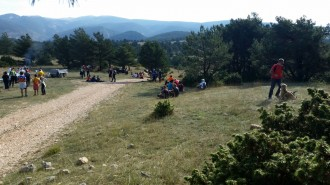 La Caminada Popular de Cambrils és consolida amb uns 150 participants