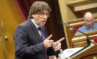 Vés a: Puigdemont crida la CUP a pensar en les majories a l'hora d'aprovar el pressupost