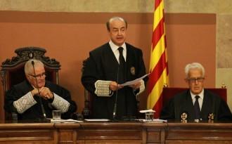 Vés a: El president del TSJC denuncia que és «radicalment injust» dubtar de la independència judicial