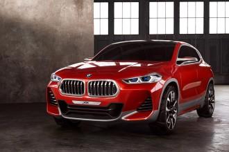 Vés a: BMW Concept X2