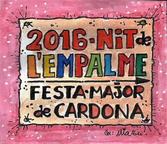 ...FES-TE MAJOR - SOLSONA 2016!!!