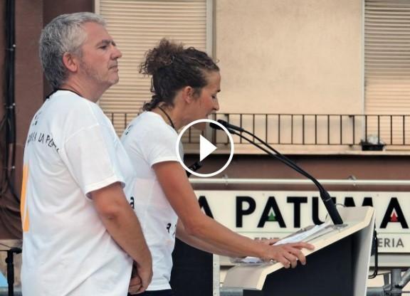 VÍDEO del discurs de Núria Picas davant de 60.000 persones a Berga