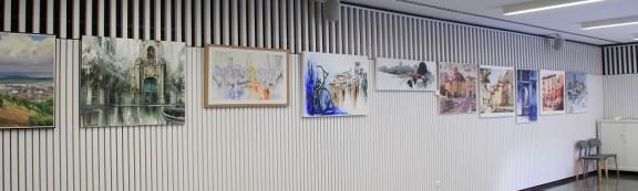 Fotos i pintures de la Festa Major