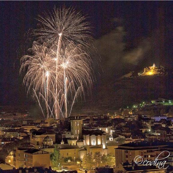 Lluís Codina guanya el concurs Instagram de la Festa Major 2016