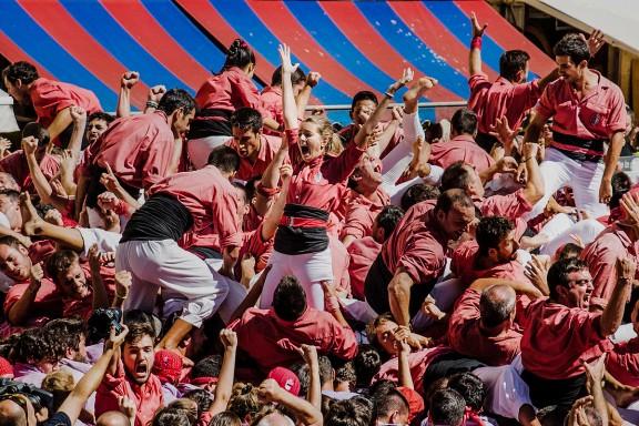 Primer Diumenge de les Festes de Santa Tecla