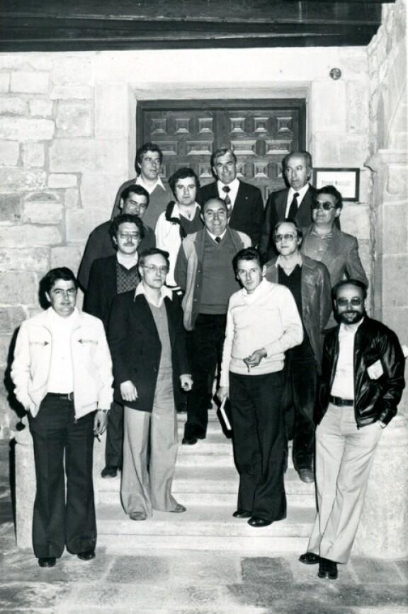 Condol de l'Ajuntament de Solsona per la mort de Joan Maria Caball, regidor del primer mandat democràtic