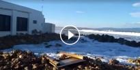Vés a: VÍDEO | La regressió del Delta per la darrera llevantada
