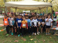 200 escolars del Solsones participen a la Fase Comarcal de Cros