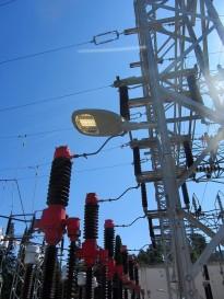 Endesa instal·la llums LED a diverses subestacions de la demarcació de Lleida i millora la seva petjada ecològica