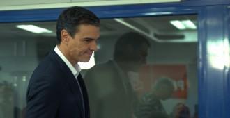 Vés a: Pedro Sánchez dimiteix