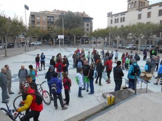 La 24a Caminada Popular de Solsona es dedica als voluntaris que l'han fet possible