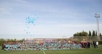 El futbol solsoní es vesteix de gala en la presentació de la temporada 2016-2017