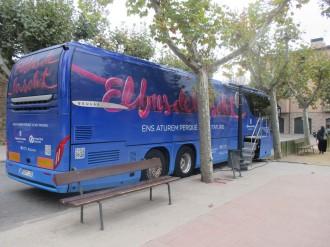 El Bus de la Salut fa parada a Solsona