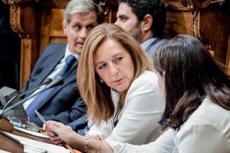 Vés a: Així es burla la líder de Ciutadans a Barcelona de l'empresonament de Jordi Sànchez
