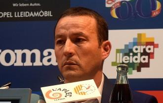Vés a: Els «misteris» de la samarreta de la senyera del Lleida Esportiu