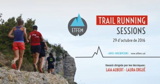 Laia Aubert i Laura Orgué dirigiran una jornada de Trail Running al Solsonès
