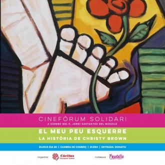 Càritas Parroquial organitza un Cine-Fòrum Solidari