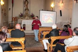 Brics acull una lluïda jornada de Sant Galderic