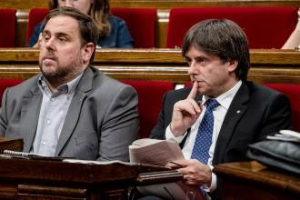 Vés a: Per què Puigdemont va anunciar 2.000 nous mestres i els pressupostos en preveuen 3.599 més?