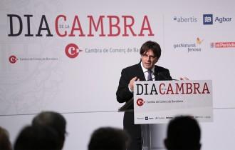 Vés a: Puigdemont exhibeix davant l'Estat les xifres de creació d'empreses en ple procés