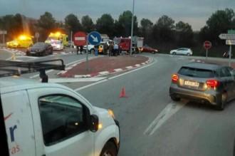 Vés a: Mor un motorista en un accident a Barberà del Vallès