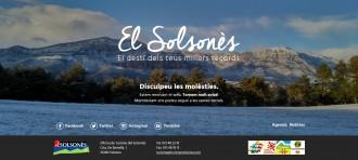El Solsonès, sense web de turisme
