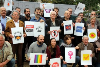 Vés a: Òmnium impulsa una campanya per reconèixer les  «lluites compartides» que han forjat Catalunya