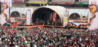 Vés a: La Festa dels Súpers omple l'Anella Olímpica en el seu 20è aniversari