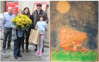 La Fira del Bolet i el Boletaire entrega els premis del concurs de dibuix