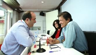 Vés a: La investidura de Rajoy porta al límit la relació entre el PSC i el PSOE