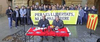 Vés a: Joan Coma reclama als Mossos que no acatin una possible ordre de detenció