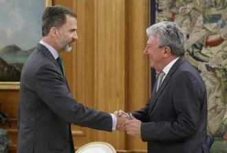 Vés a: Felip VI inicia la definitiva ronda de consultes després de l'abstenció del PSOE