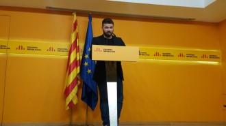 Vés a: Rufián: «El PSOE té d'obrer, socialista i d'esquerres el que jo de capellà»