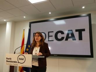 Vés a: El PDECAT crida els socialistes «desencantats» a sumar-se al seu projecte polític i al procés