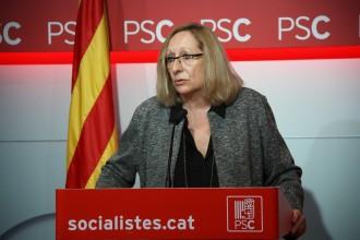 Vés a: El PSC lamenta la incomprensió del PSOE: «Avui és un dia trist»