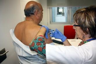 La campanya de vacunació de la grip comença dilluns
