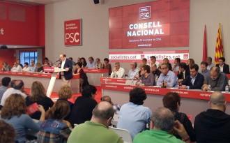 Vés a: El PSC blinda el «no» a Rajoy tot i les amenaces del PSOE