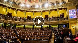 Vés a: VÍDEO en DIRECTE Discurs d'investidura de Mariano Rajoy