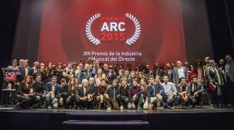 Vés a: Manel, Sopa de Cabra i Roger Mas, entre els 64 nominats als Premis ARC 2016