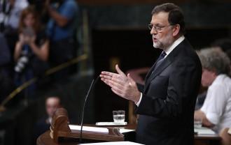 Vés a: Rajoy es compromet a «negociar totes les decisions» per assegurar-se un govern estable