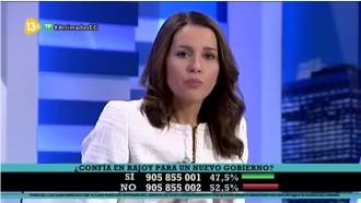Vés a: VÍDEO Arrimadas: «Porto escorta perquè sabem què passa a Catalunya»
