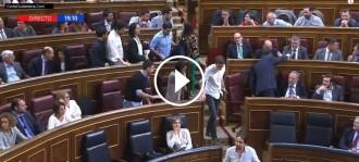 Vés a: VÍDEO Units Podem abandona el Congrés després de les acusacions del portaveu del PP