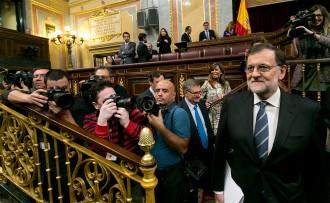 Vés a: Rajoy solemnitza el veto al referèndum i s'entrega al front constitucionalista