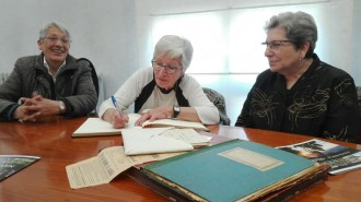 L'Arxiu de Navàs rep la donació dels fons documentals dels germans Soler Daniel