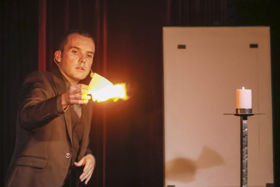 David Baró estrena«Superstico»