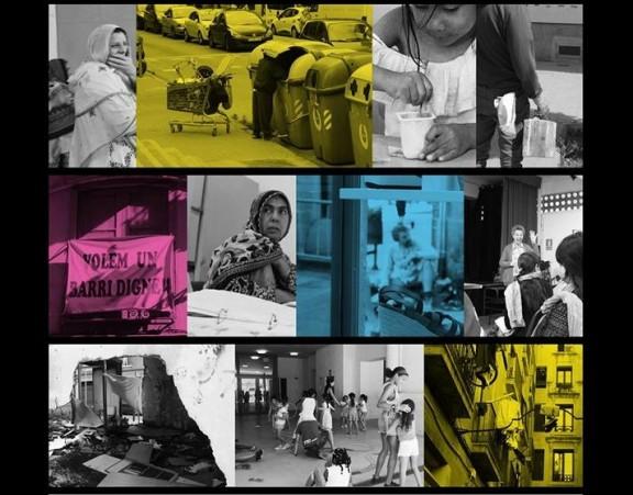La Biblioteca Comarcal acull una exposició fotogràfica sobre la pobresa