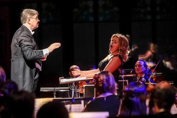 L'Orquestra Simfònica del Vallès interpreta «La Quarta de Mahler» al Palau de la Música Catalana