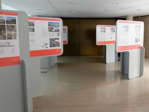Solsona inaugura aquest dimarts l'exposició de la 7a Mostra d'Arquitectura de les Comarques Centrals